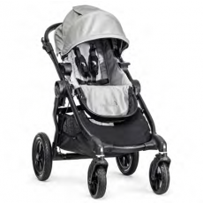 2014 Baby Jogger City Select Black/Silver Pre-Order