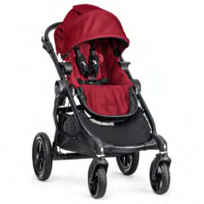 2014 Baby Jogger City Select Black/Red Special Edition Pre-Order