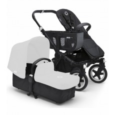 2017 Bugaboo Donkey Stroller Base - All Black