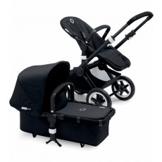 Bugaboo Buffalo Stroller Complete - All Black