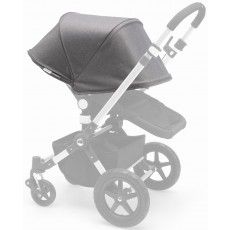 Bugaboo Cameleon 3 Extendable Tailored Fabric Set - Grey Melange