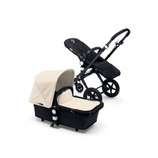 Bugaboo Cameleon3 Stroller Complete - All Black/Off White