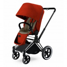 Cybex Priam Lux All-Terrain Stroller - Autumn Gold