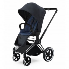 Cybex Priam Lux All-Terrain Stroller - True Blue