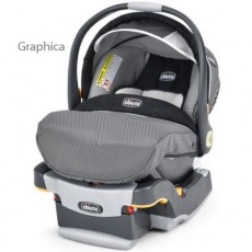 Chicco KeyFit 30 Infant Car Seat - Graphica with Free Boot Cover