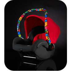 Maxi-Cosi Mico Infant Lightweight Car Seat by Britto
