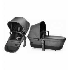 Cybex Priam 2-in-1 Light Seat with Bassinet  - Manhattan Grey