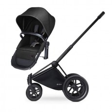 Cybex Priam 2-in-1 Stroller Complete - Black Beauty