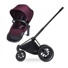 Cybex Priam 2-in-1 Stroller Complete - Grape Juice