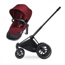 Cybex Priam 2-in-1 Stroller Complete - Hot & Spicy