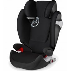 Cybex M Fix Premium Booster Car Seat - Black Beauty