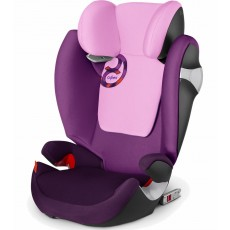 Cybex M Fix Premium Booster Car Seat - Grape Juice