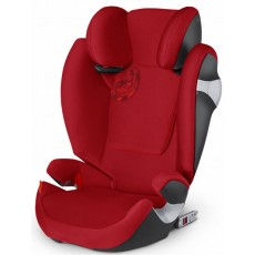 Cybex M Fix Premium Booster Car Seat - Hot & Spicy