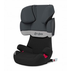 Cybex X Fix Premium Booster Car Seat - Gray Rabbit
