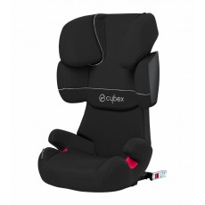 Cybex X Fix Premium Booster Car Seat - Pure Black