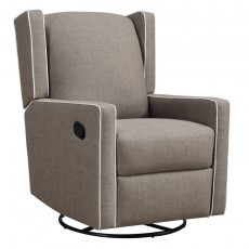 Mon Bebe Everston Recliner / Glider - Taupe