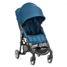 Baby Jogger City Mini Zip Super Compact Stroller-Teal