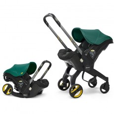 Doona Infant Car Seat with Base Racing Green