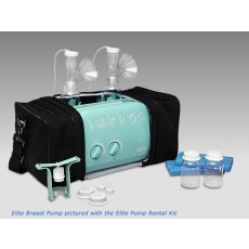 Ameda Elite Dual HygieniKit Collection BPA Free Hospital Grade Electric Pump Kit