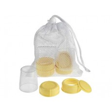 Medela Breast Milk Bottle Spare Parts Kit