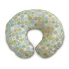 Boppy Support Pillow With Cotton Blend Slipcover - Lots O' Dots