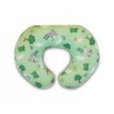 Boppy Support Pillow With Cotton Blend Slipcover - Park Bench