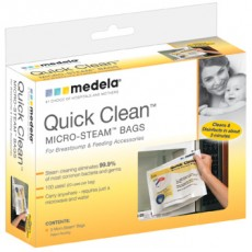 Medela Quick Clean Micro-Steam Bags (5 Pack)