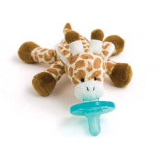 WubbaNub Baby Giraffe Infant Pacifier
