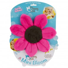 Blooming Bath Mini Bloom Scrubbie Hot Pink