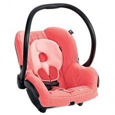 Maxi-Cosi Mico Infant Lightweight Car Seat - Leopard Pink
