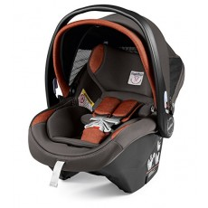 Peg Perego Primo Viaggio 4-35 Nido Infant Car Seat - Terracotta