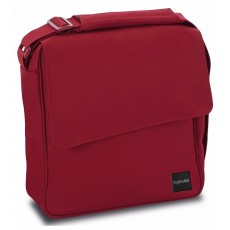 2017 Inglesina Quad Diaper Bag - Intense Red