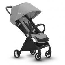 Silver Cross Jet Ultra Compact Stroller-Sterling Silver