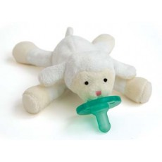 WubbaNub Baby Little Lamb Infant Pacifier