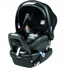 Peg Perego Primo Viaggio 4-35 Nido Infant Car Seat with Base - Licorice