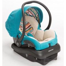 2014 Maxi Cosi Mico AP Infant Car Seat - Bohemian Blue (Special Edition)
