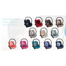 Maxi-Cosi Mico Infant Lightweight Car Seat