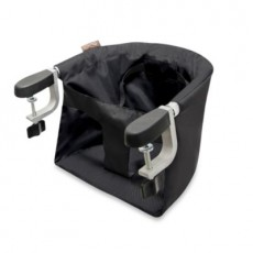 Mountain Buggy Pod Clip-on Highchair Black