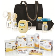 Medela Freestyle Hands Free Electric Breast Pump Solution Set 67060BN Square