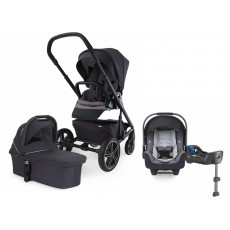 Nuna Mixx Jett Collection Travel System Complete Package