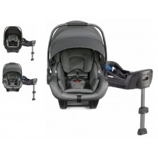 Nuna Pipa Lite Infant Car Seat with Base