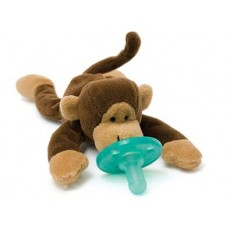 WubbaNub Baby Monkey Infant Pacifier