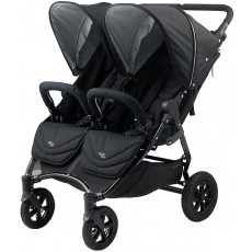 2016 Valco Neo Twin Double Lightweight Stroller - Black