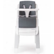 Nuna Zaaz Infant to Adult High Chair in Carbon