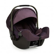 Nuna Pipa Infant Lightweight Car Seat with Base - Blackberry Purple