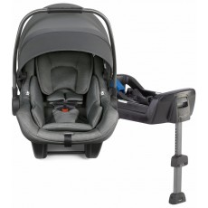 2019 Nuna Pipa Lite Infant Car Seat with Base - Fog Grey Lightest Car Seat