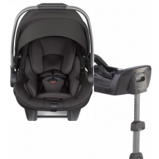 2019 Nuna Pipa Lite LX Infant Car Seat - Stone