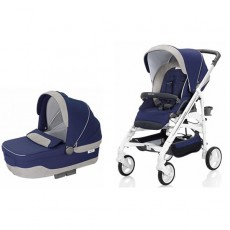 Inglesina Trilogy Stroller with Bassinet - Positano