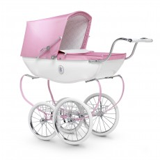Silver Cross Princess Dolls Pram with Sparkle Hood