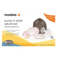 Medela Pump In Style Advanced Double Pumping Kit with Tubing Included